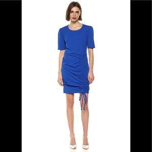 RACHEL Rachel Roy Women's Uma Dress,sky blue,NWT